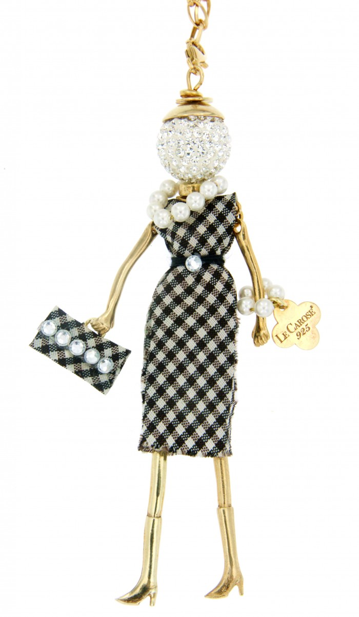 Collana Tiffany scozzese 925