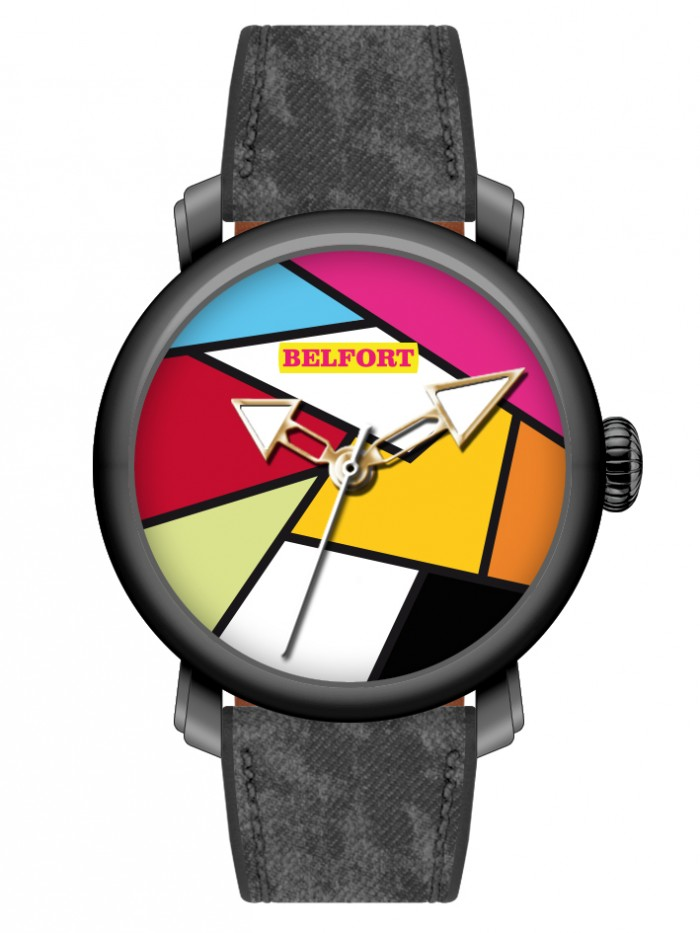 Orologio Belfort Pop Art 02