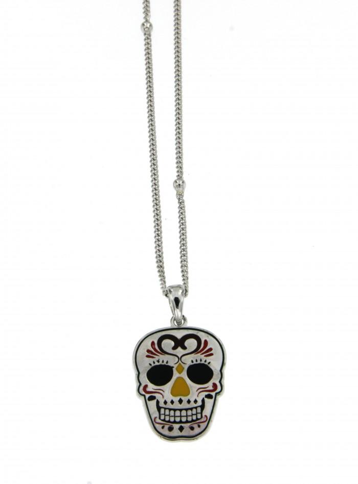 Collana Skull Mexican 02