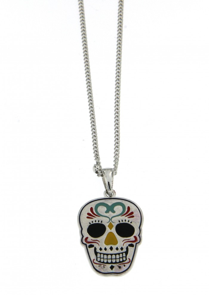 Collana Skull Mexican 05