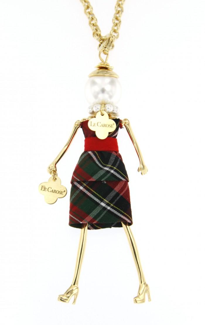 Collana Carosa Pom Scotland 8