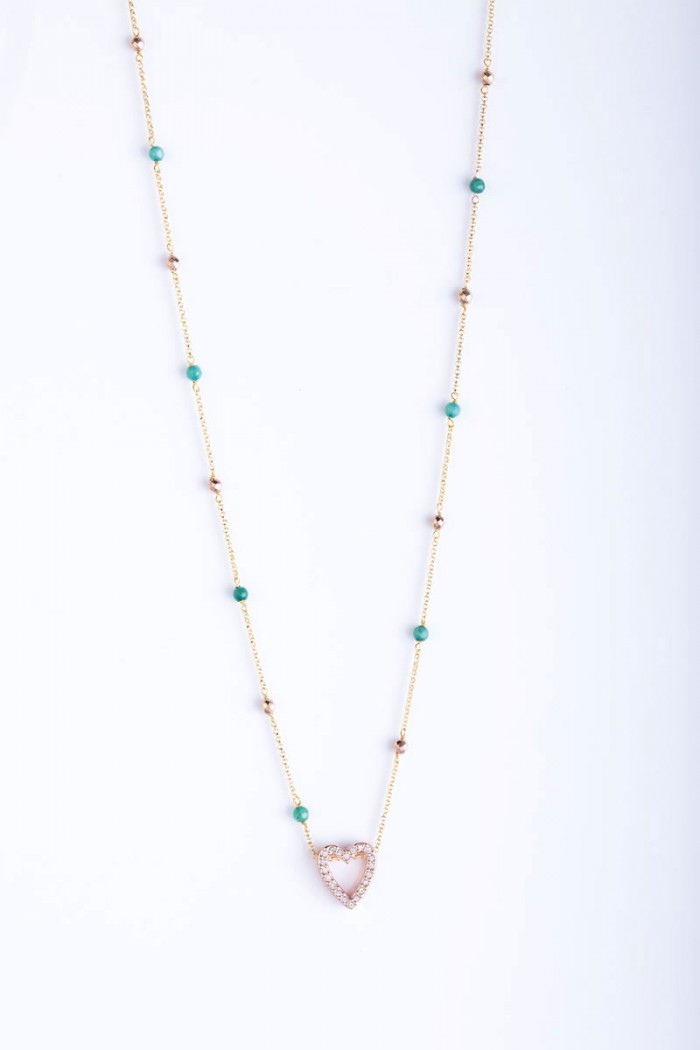 necklace pompon limited small7