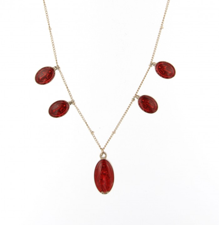 necklace marie varie