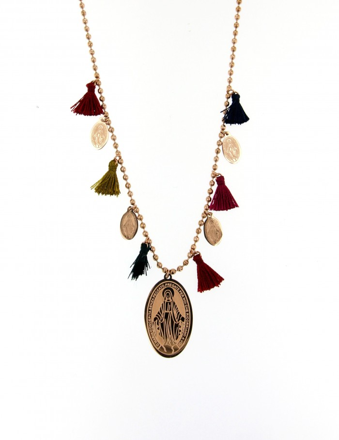 necklace marie nappine