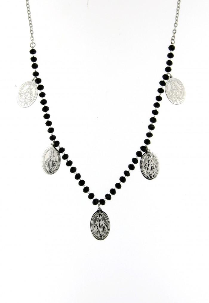 necklace rosario marie2