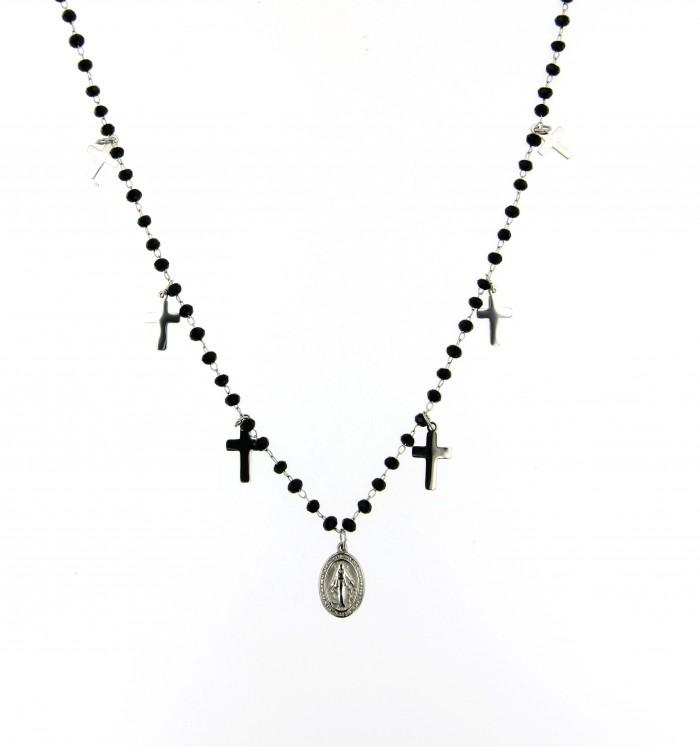 necklace rosario marie3