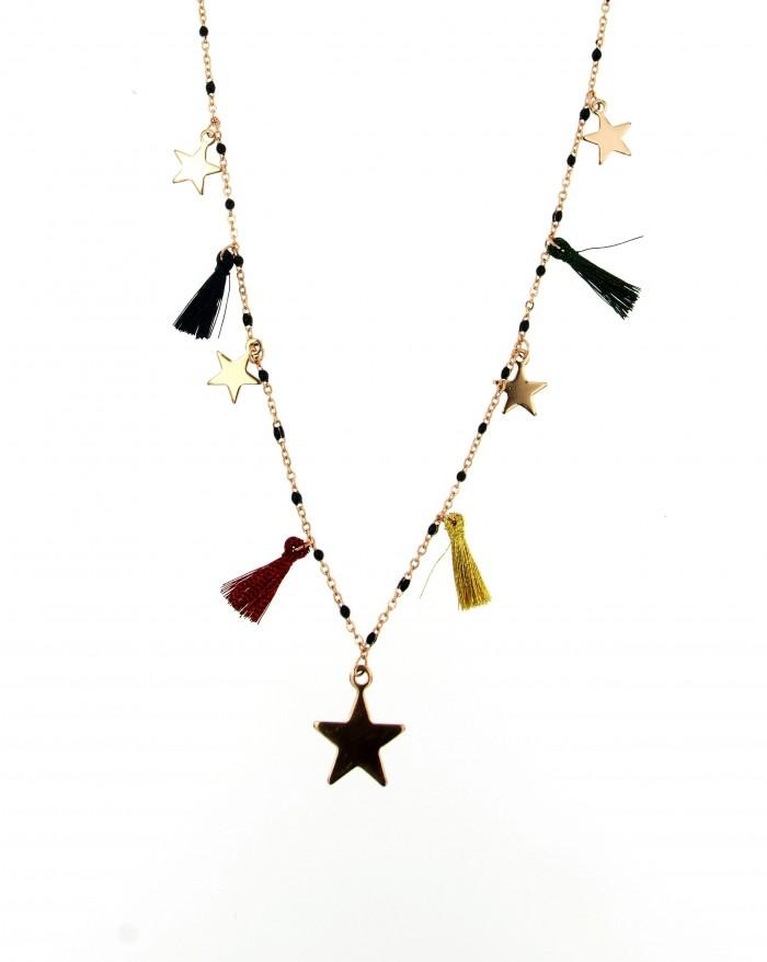 necklace stars nappine
