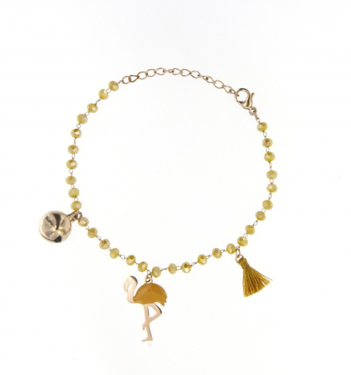 bracelet flamingo5