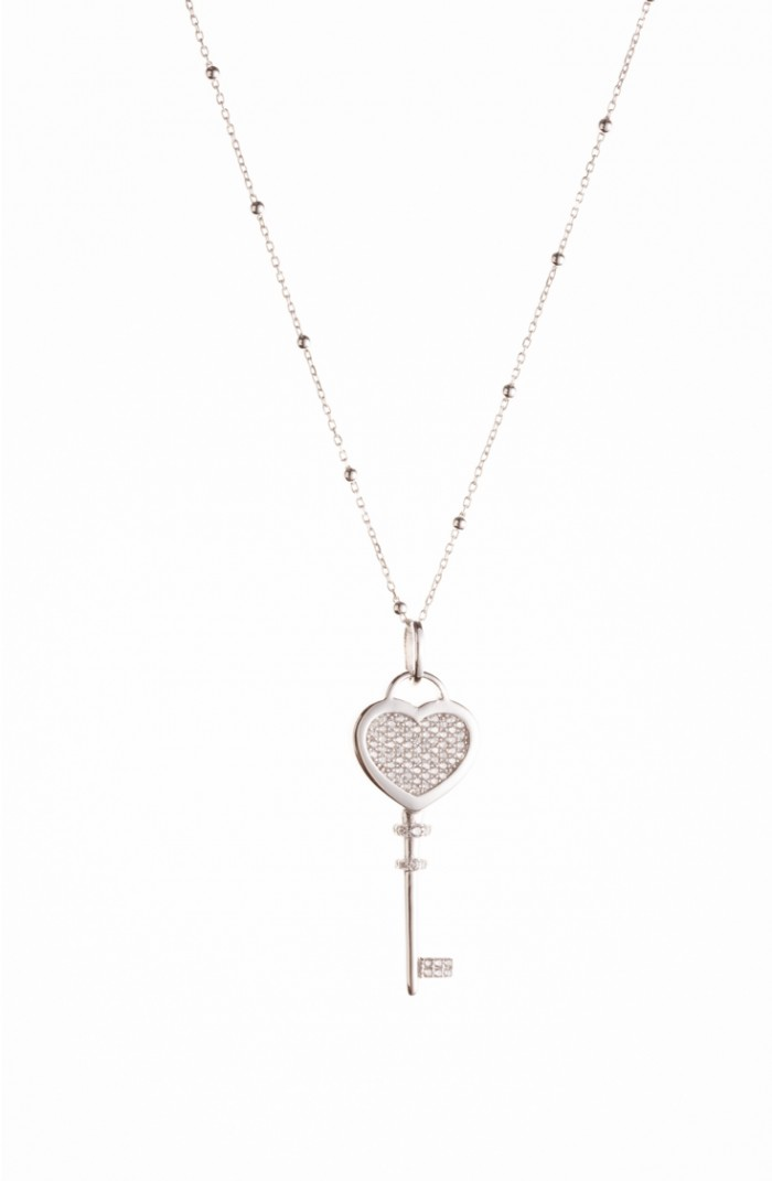 Collana key Love lunga