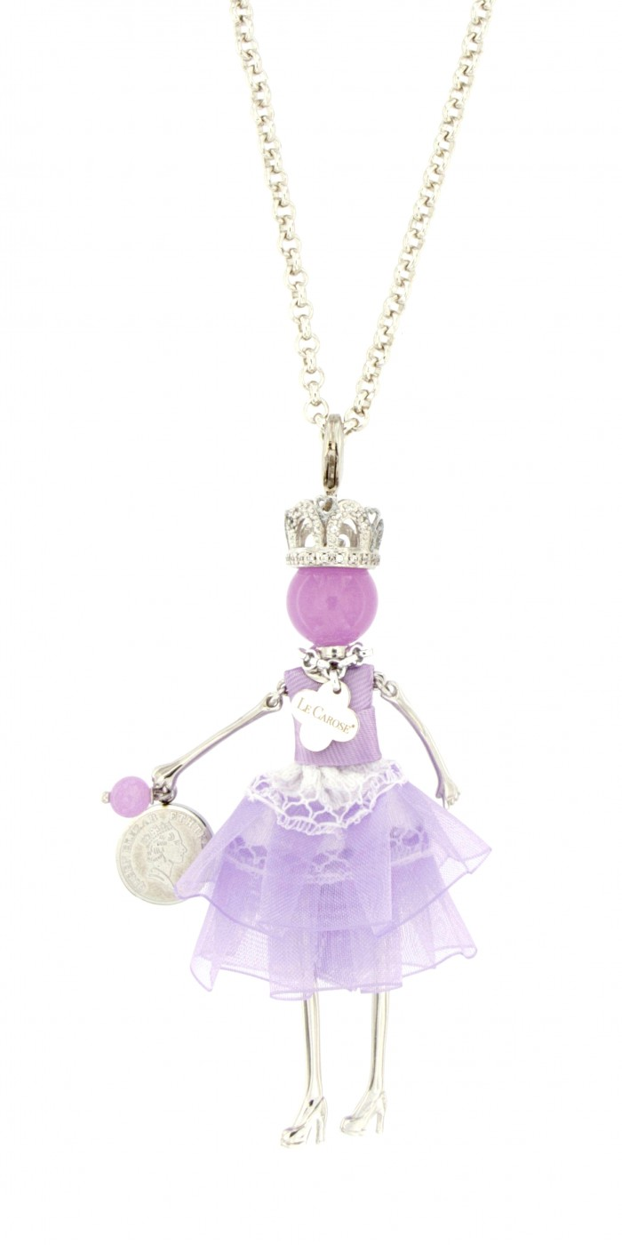 low priced be3b9 bd38b Collana Carosa Queen 2 - Le Carose official Store