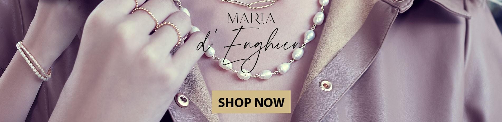 Maria D'Enghien by Le Carose