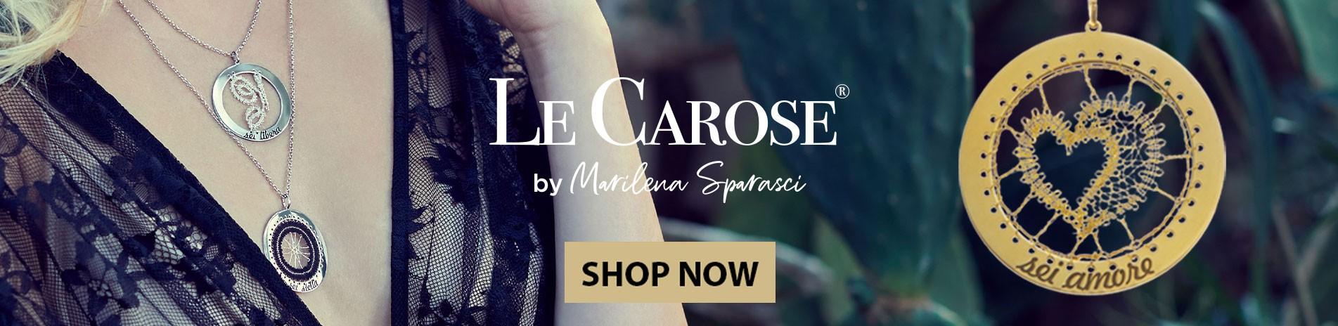 Compra ora Le Carose Nuova Collezione Marilena Sparasci